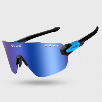 Glasses EKOI PREMIUM 80 LTD Noir Blue Revo Blue
