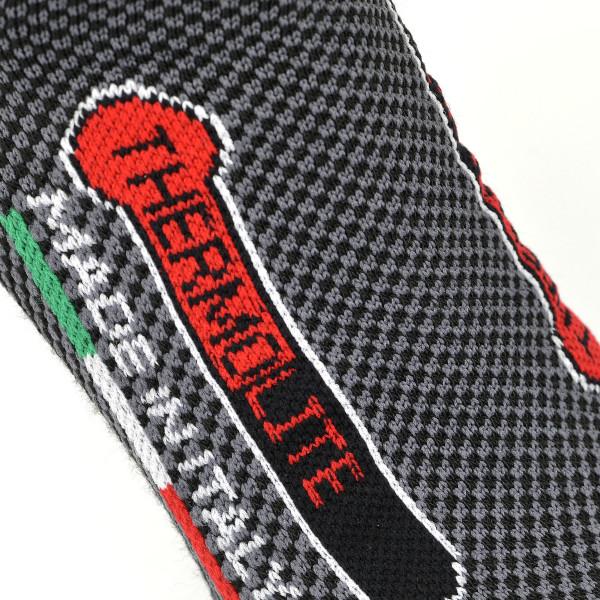 Chaussettes hiver EKOI Thermolite 18cm CARBON FIBER 3