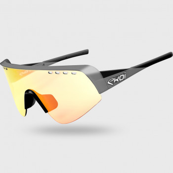 Glasses EKOI TWENTY LTD Grey/Black PH HD
