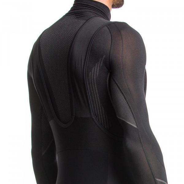 Sous-maillot ekoi thermo col haut noir 2021