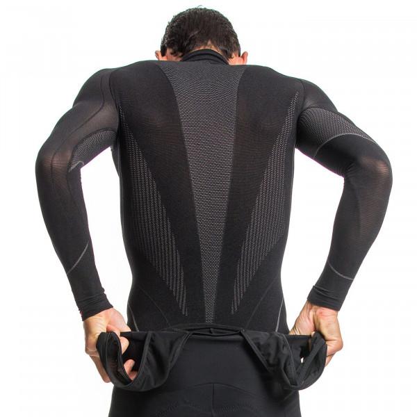Sous-maillot ekoi thermo col rond noir 2021