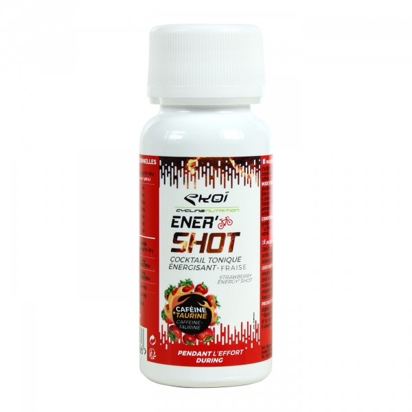 Ener Shot EKOI Fraise