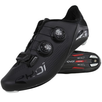 Chaussures EKOI R3 LTD Black Mat