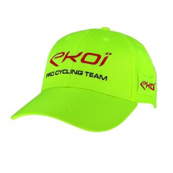 PODIUM CAP EKOI 2016 NEON GREEN