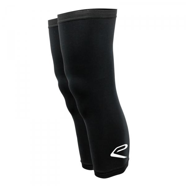 EKOI Full Black leg warmers