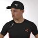 Tshirt EKOI RUN manches courtes Noir