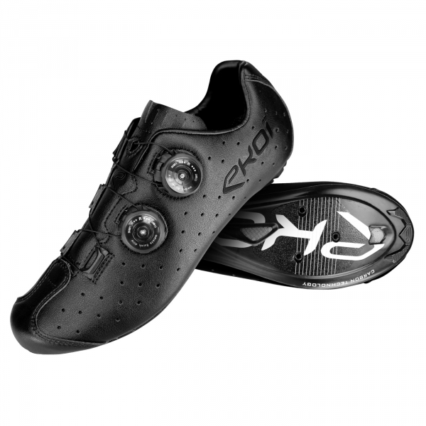 Schuhe EKOI R4 Schwarz