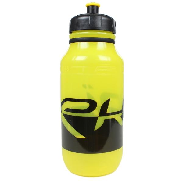 EKOI 600 ml Translucent yellow water bottle