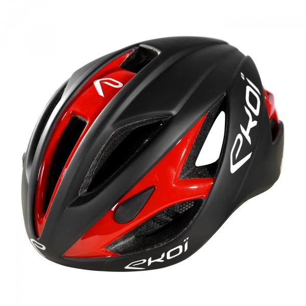 Helma EKOI AR13, Černá mat / červená