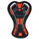 Combinaison triathlon EKOI Courte Distance Noir Rouge