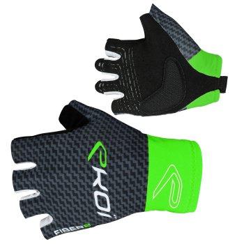 handsker sommer EKOI Carbon Fiber 2 Neongrøn
