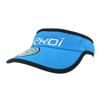 EKOI RUN Running Cap Blau