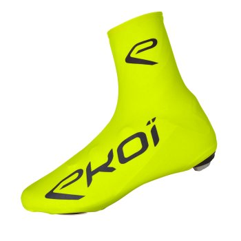 Ochraniacze na buty na lato EKOI Żółte fluo
