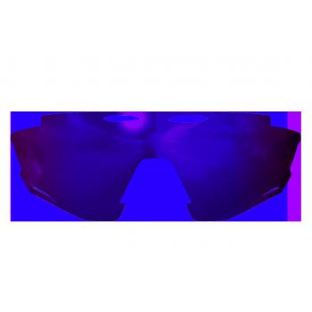 Niebieskie szkła Persoevo9 Revo kat. 3