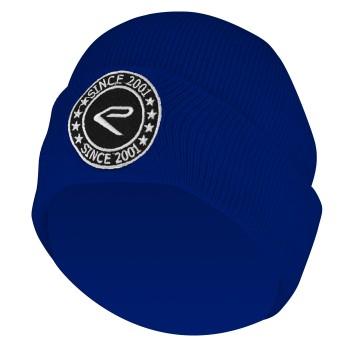 Czapka EKOI od 2001 r. Niebieska
