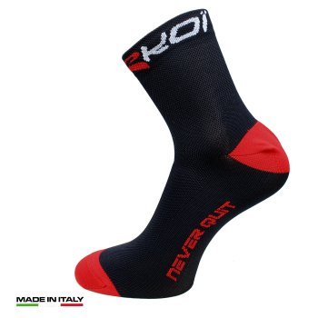 EKOI RUN Comfort Black running socks