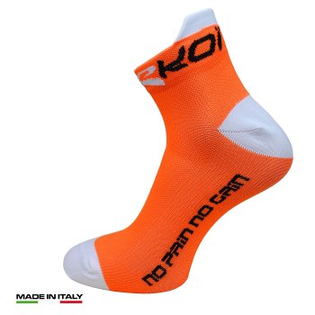 Chaussettes EKOI RUN Perf Orange