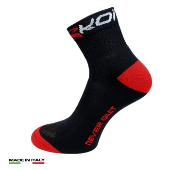 EKOI RUN Comp Black running socks