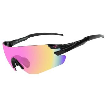 Brýle EKOI CLASSIC Černá Revo růžová