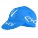 Casquette v�lo EKOI Route Bleu
