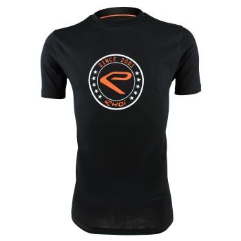 Tishirt EKOI Since 2001 Orange
