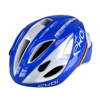 EKOI AR13 LTD Patrick LANGE helmet