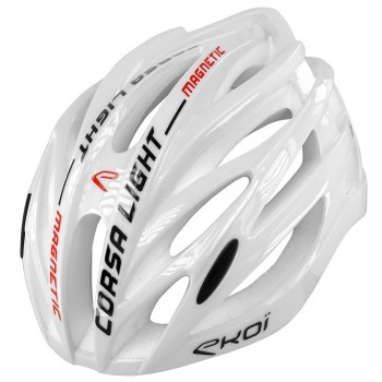Casque EKOI CORSA LIGHT 2018 Blanc