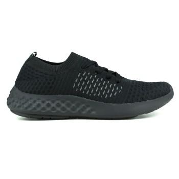 Sneakers EKOI ULTRALIGHT i Full black