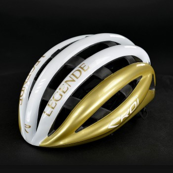 EKOI LEGENDE White Gold HELMET