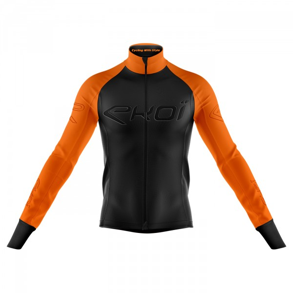 Veste thermique EKOI EMBOSSED Orange