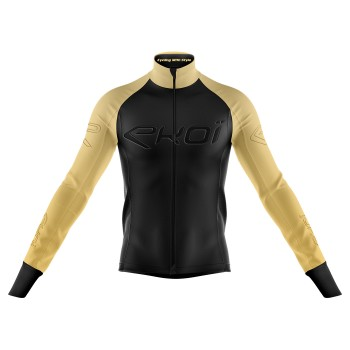EKOI EMBOSSED Gold thermal cycling jacket