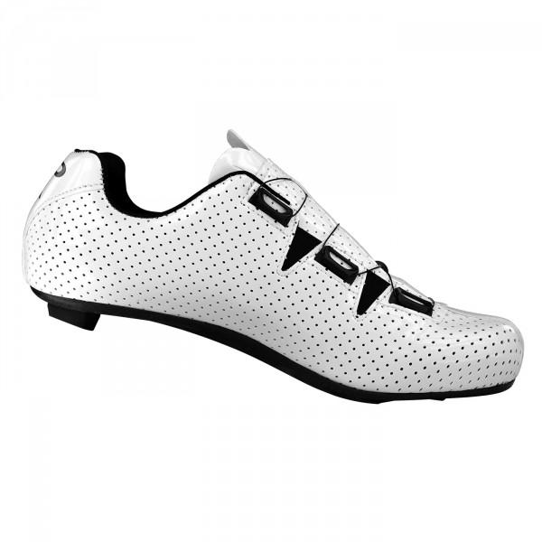 Chaussures route EKOI CARBON R5 Blanc