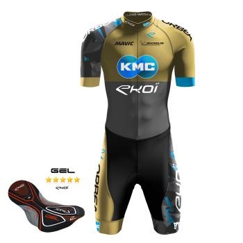 Combinaison vélo Gel EKOI KMC ORBEA