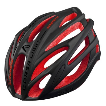 Casque EKOI CORSA LIGHT 2018 Noir Rouge