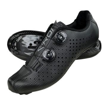 Chaussures route EKOI R4 EVO NOIR Carbon Tech