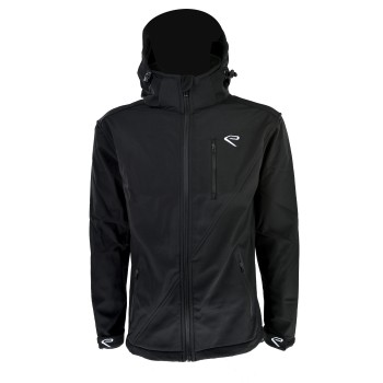 EKOI SOFTSHELL Evo 2 jacket with hoodie
