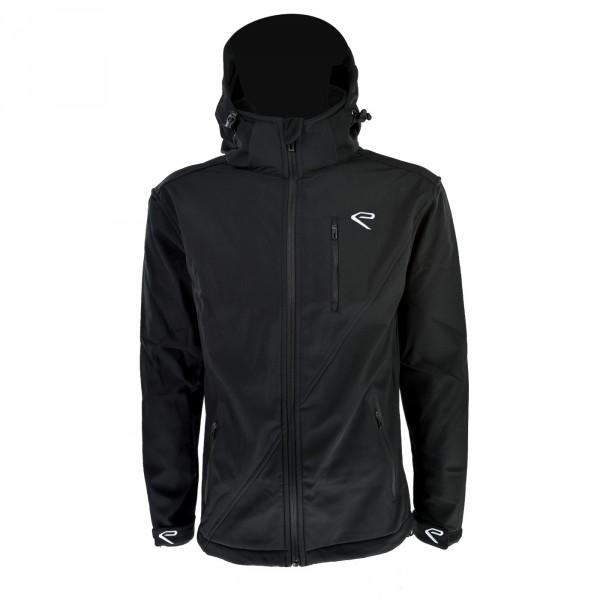 EKOI SOFTSHELL Evo 2 jacket with hoodie