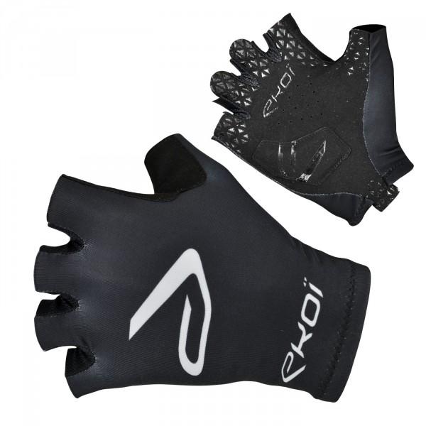EKOI black SAT short-fingered gloves