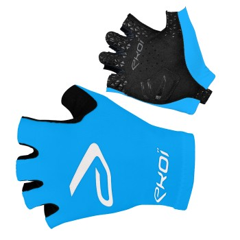 EKOI blue SAT short-fingered gloves