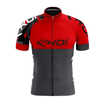 Maillot EKOI TEAM Rouge