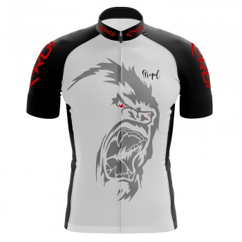 Shirt EKOI GORILLA GREIPEL Fight ALS wit