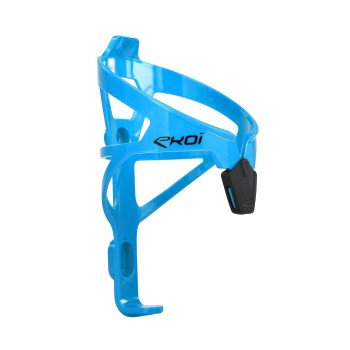 EKOI blue / black bottle cage