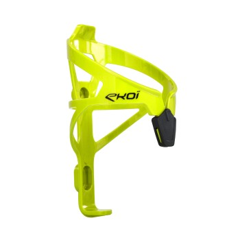 EKOI yellow / black bottle cage