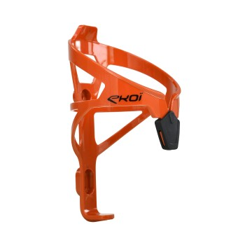 EKOI orange / black bottle cage