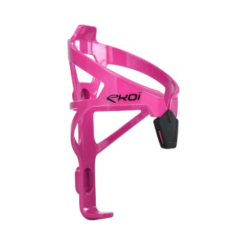 EKOI pink / black bottle cage