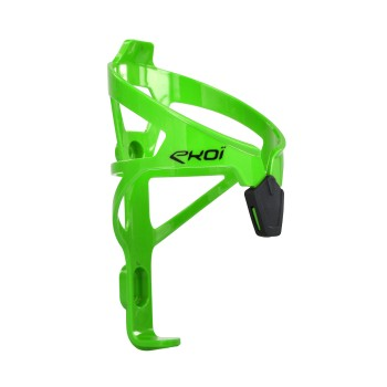 EKOI green / black bottle cage