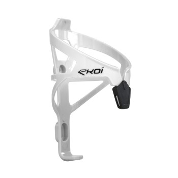 EKOI black / white bottle cage