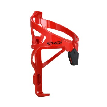 EKOI red / black bottle cage