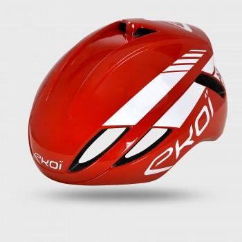 ヘルメット EKOI AR14 Rouge