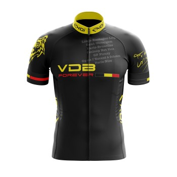 EKOI VDB For Ever short sleeve jersey